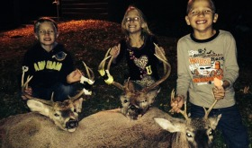 A Family That Hunts Together: Youth Season 2014